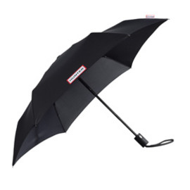HUNTER - MEN'S SHORT UMBRELLA (BLACK)