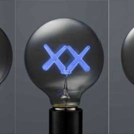 KAWS - LIGHT BULBS