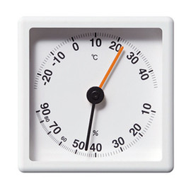 "±0 - ""2.5R Thermo-Hygrometer"""