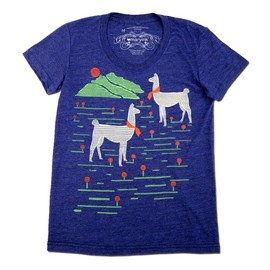 maryink - Llamas T-Shirt