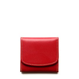 Whitehouse Cox - S5938 COIN PURSE/Red