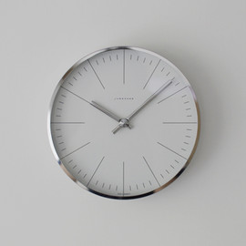 Junghans - Wall clock by Max Bill