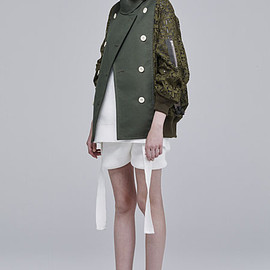 sacai - 2016SSCollection sacai pre
