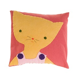 Kata Golda - Pillow - Cat (Girl)