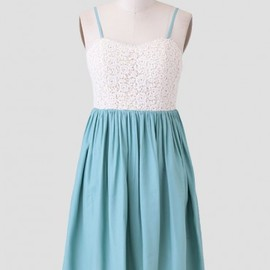 Ruche - Country Cottage Lace Dress