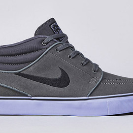 "Nike - SB Janoski Mid ""Grey & Purple"""