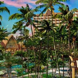 Disney - Aulani, a Disney Resort & Spa in Ko Olina Time Share