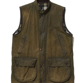 Barbour - Oiled Vest
