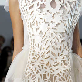 Louis Vuitton - Spring 2012 dress
