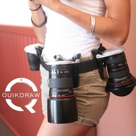 Quikdraw - an innovative lens holster