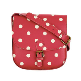 Cath Kidston - Spot Leather Cross Body Bag