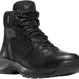 "Danner - Kinetic™ GTX® Side-Zip 6"" Uniform Boots - Black"