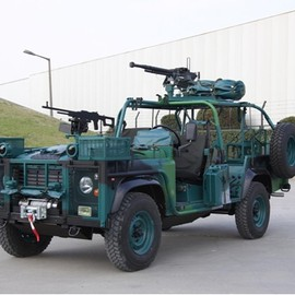 Land Rover Defence 110 Special Ops