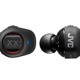 JVC Kenwood - XX Wireless (H-XC70BT-R) - Black/Red