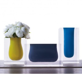 Jonathan Adler - bel air scoop vase