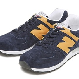 New Balance - M576 UK SM14 [CCC] NV/YELLOW(PBY)