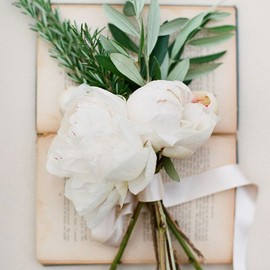wedding - Simple Bouquet.