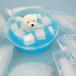 Fushicho's Gallery - Polar Bear On Ice Soap