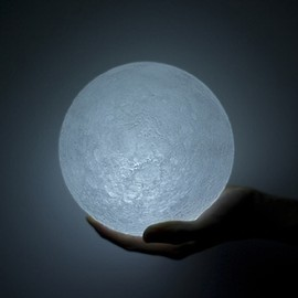 THE MOON LED LIGHT BY NOSIGNER
