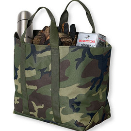 L.L.Bean - Hunter's Tote Bag, Open-Top