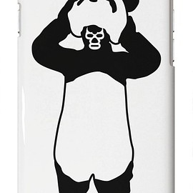 RK58 - Lucha Panda iPhone6ケース