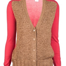 CARVEN - Tulle cardigan
