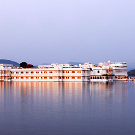 India - Taj Lake Palace