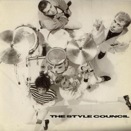 "The Style Council - IT DIDN'T MATTER (7"")"