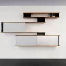 Charlotte Perriand - Bookshelf, Masterpiece, Downtown Gallery