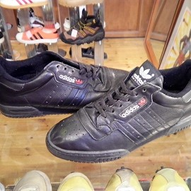 """adidas - 「<used>80's adidas WORK OUT black""""made in FRANCE"""" size:GB9/h(28cm) 11800yen」販売中"""