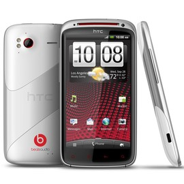 HTC - Sensation XE (White)