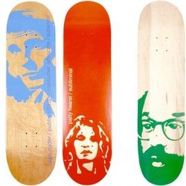Mike Mills - Subliminal Skateboards