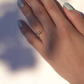 PLUIE - ICICLE Ring