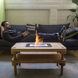 Fireplace Coffe-Table