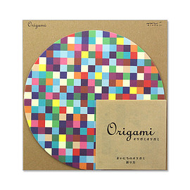origamiorigami - 【イベント】オリガミ〈15丸〉 限定 モザイク柄