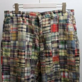 POLO RALPH LAUREN - patchwork shorts