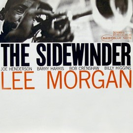 LEE MORGAN - Sidewinder