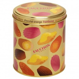 fauchon - Assortiment de 16 mini-madeleines
