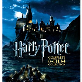 Chris Columbus、Alfonso Cuarón - Harry Potter: Complete 8-Film Collection [Blu-ray]