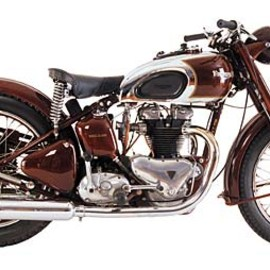 Triumph - 1947 Triumph Speed Twin