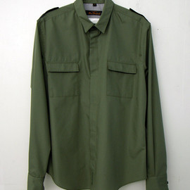 Ben Sherman×ELIMINATOR - MILITARY SHIRT