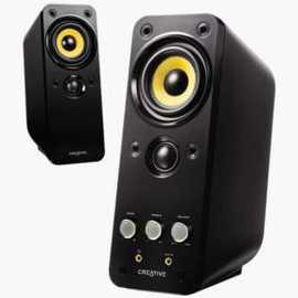 Creative - GigaWorks T20 Series II Speakers 2.0 System