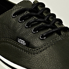 VANS - Authentic Decon CA in Khaki green