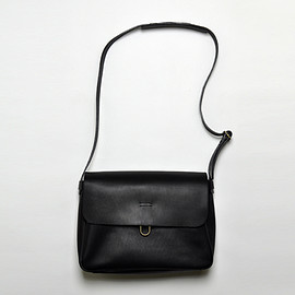 POSTALCO - Mail Bag Large | Black