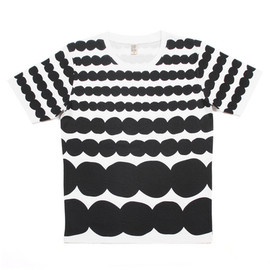 graniph - Dot Line Short Sleeve(White)