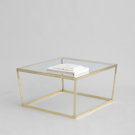Iacoli & McAllister - Frame Coffee Table, Brass