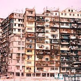 九龍城砦(kowloon walled city) /香港