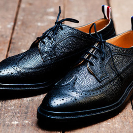 Wingtip Brogue with Crepe Sole