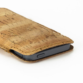 Corkor - Cork iPhone 5/5S Sleeve - Ideal Eco Gift