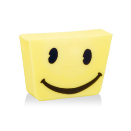 PRIMAL ELEMENTS - Aromatic mini soap / happy face(80g)
